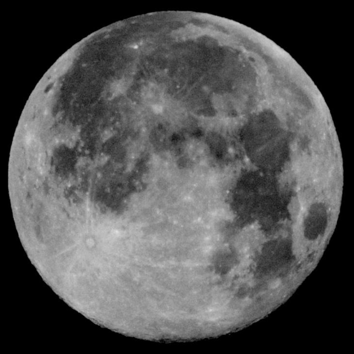 Der Mond III