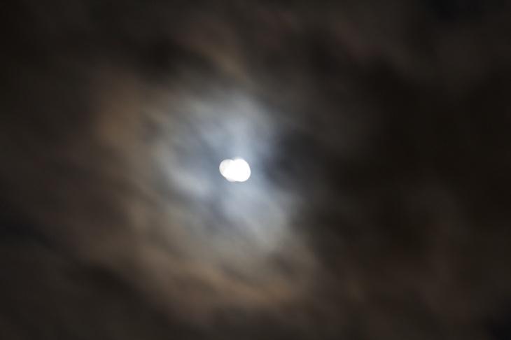 Der Mond I